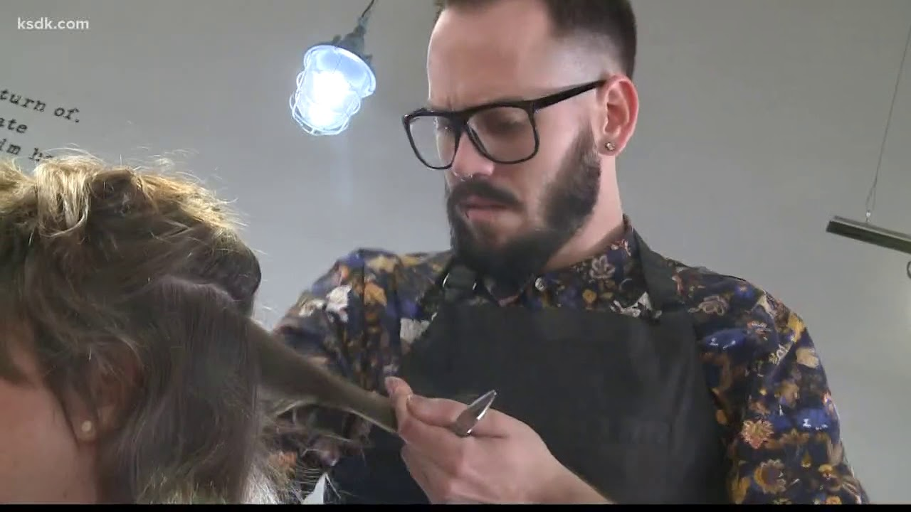 One Armed Hair Stylist Passes State Board Youtube