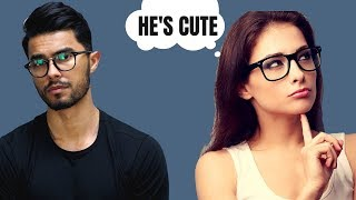 8 HIDDEN Signs SheThinks You're Attractive | How TO Know You're Good Looking