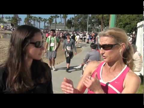 Tania Fischer Redondo Beach Super Bowl 10K 2010 Road Championships Series USA Track & Field