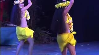 TAHITI ORA VAHINE DANCE