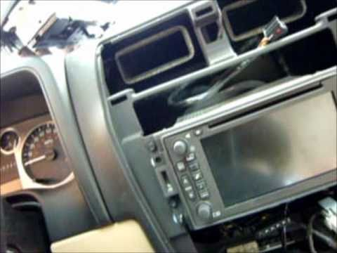 Installing Auxiliary Input On A 2007 Hummer H3 Part 1