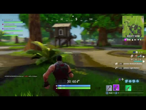 Fortnite Battle royale with Ryan Hamilton And King Zach