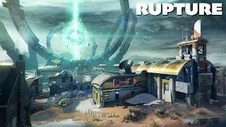 """Call Of Duty: Black Ops 3 """"RUPTURE"""" DLC Gameplay! OUTSKIRTS Comparison, Mechs, Tomahawks & Tanks!?"""