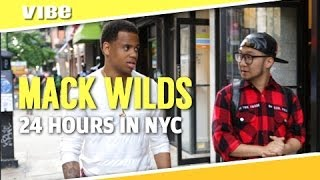 Mack Wilds 24 Hours in NYC