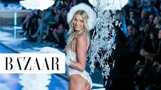 Inside Elsa Hosk's Private Victoria's Secret Fashion Show Costume Fitting