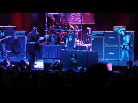 Jon Oliva's Pain - Hall of the Mountain King, Live in Atlanta 2014