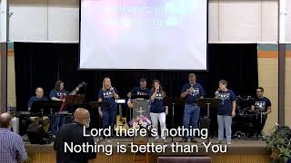Flat rock Baptist Church Morning Service 9-13-20
