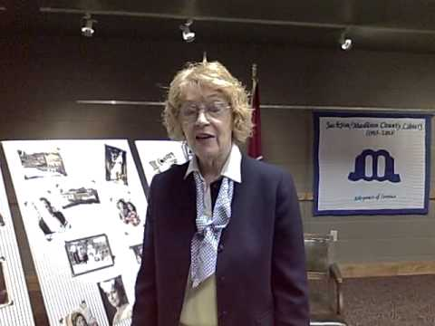Carolyn Tomlin shares about The Secret Holocaust D...