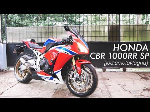 Honda Cbr 1000rr Sp Walk Around Review Ft Jodiemotovloghd Youtube
