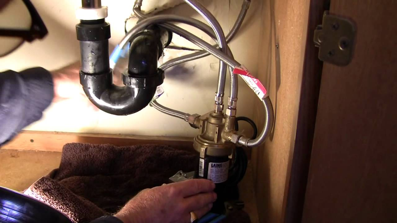 Hot Water Heater Problems >> Installing a Recirculation Pump for instant hot water and ...