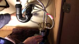 Installing a Recirculation Pump for instant hot water and saving water