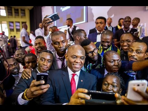 The Documentary on Tony Elumelu Entrepreneurs Transforming A