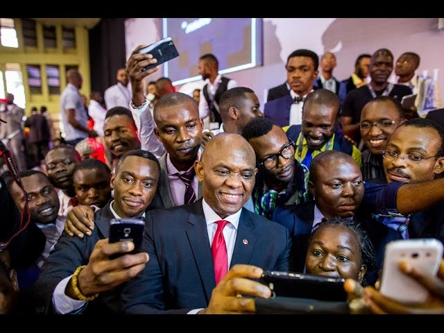 Tony Elumelu | Entrepreneurs Transforming Africa | Documentary