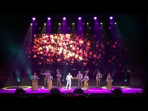 #KonsertPermataSeni | Hael Husaini | Jampi