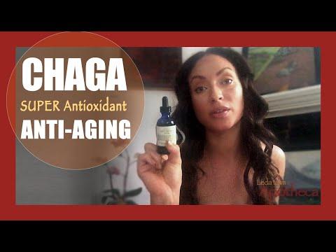 Amazing Chaga anti-aging