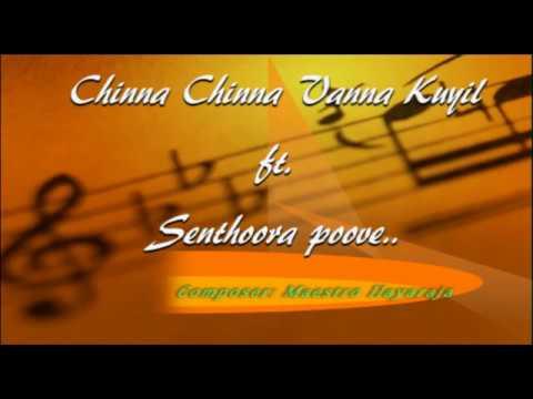 Chinna Chinna Vanna Kuyil Ft. Senthoora Poove Flute Instrumental