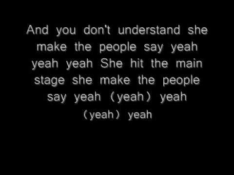 T-pain ft Lil-Wayne Cant believe it - lyrics