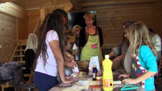 Documentaire L'Arche de Pouvourville (par EJT) : Ferme Habitat Solidaire