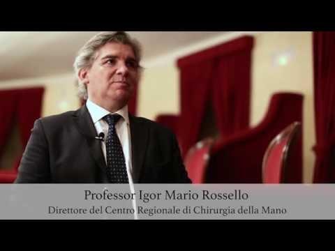 Video di Inaugurazione XXXV Corso Propedeutico di Chirurgia della Mano - Intervista al Professor Rossello 1