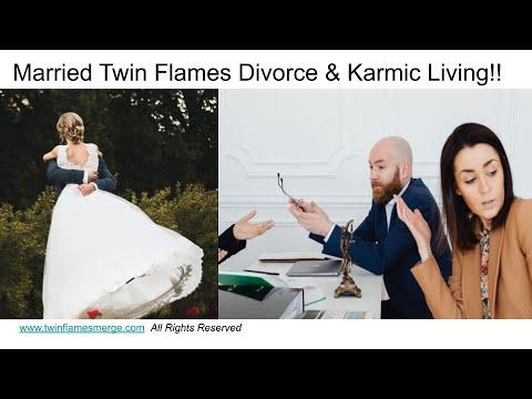 Twin Flames - Divorce & Divine Marriage