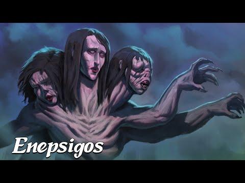 Enepsigos: The Three Headed Demoness [Testament of Solomon] (Angels & Demons Explained)