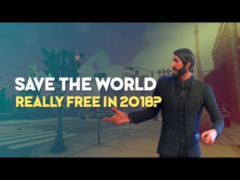 Fortnite Save The World Free To Play Release Date Discussion - Fortnite Free To Play STW