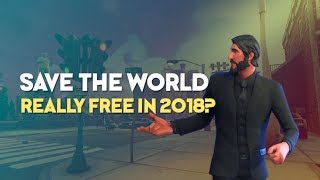 Fortnite Save the World Free to Play Communiqué Detv Discussion - Fortnite Free to Play STW