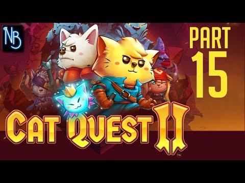 Cat Quest 2 Walkthrough Part 15 No Commentary  