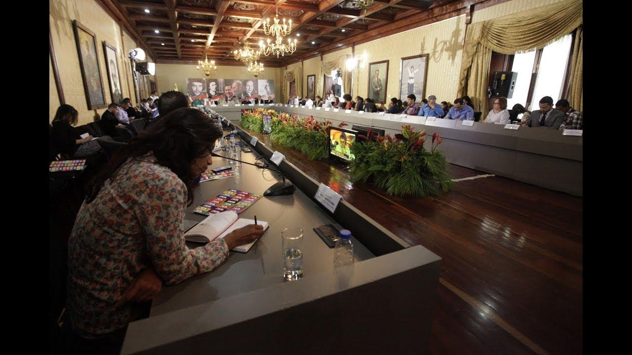 Cumbre Mundial de Solidaridad con Venezuela se realizará el