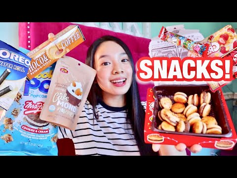 Japanese Chocolate And Candy Taste Test   Asian Snacks (Philippines)