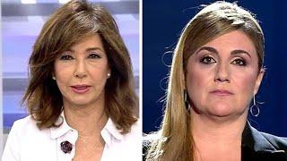 El tremendo zasca de Ana Rosa Quintana a Carlota Corredera por Rocío Carrasco y Antonio David Flores