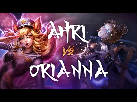 VALENTINE'S DAY SPECIAL - AHRI vs Orianna - League of Legends Commentary