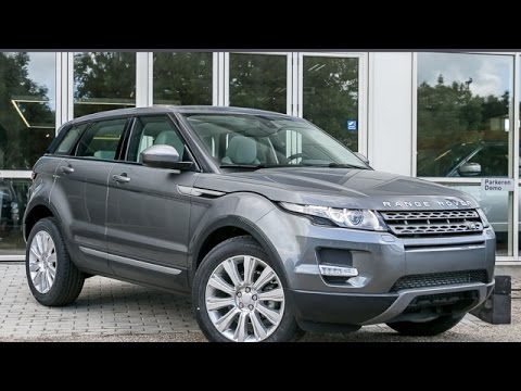 land rover range rover evoque ed4 business edition youtube. Black Bedroom Furniture Sets. Home Design Ideas