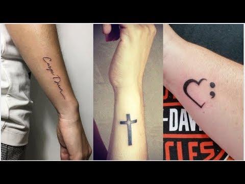 Side Wrist Tattoos For Men