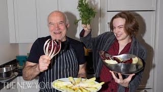 Bill Buford and His Sons Master the Subtle Art of the Vinaigrette | The New Yorker
