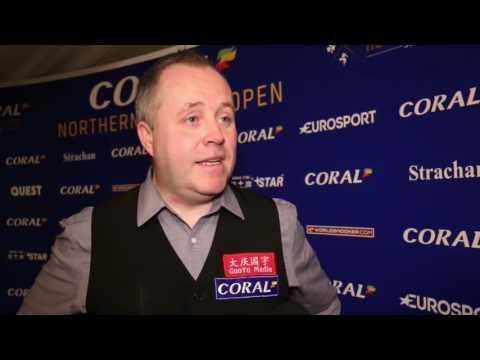 Higgins Makes a Max in Belfast
