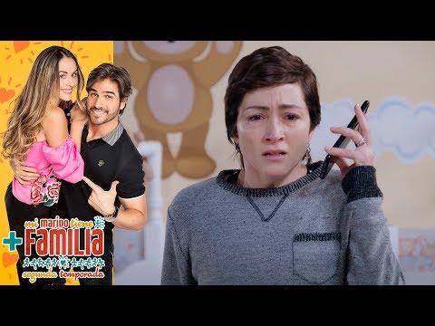 Mi marido tiene más familia - Capítulo 157: ¡Daniela ya sabe que Guido mató a Gabriel!   Televisa