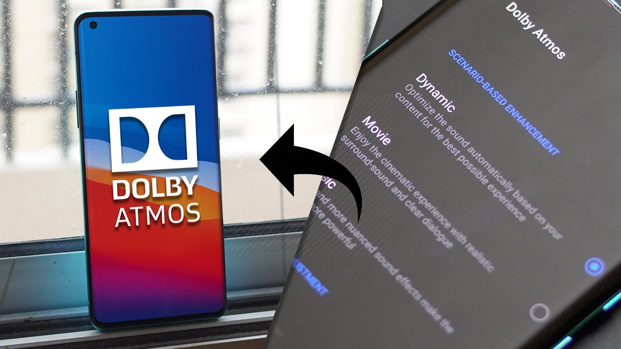 The Truth about Dolby Atmos on Phones! - YouTube