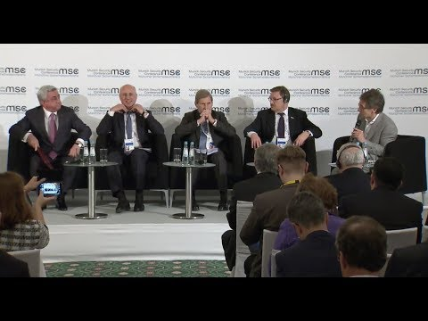 "MSC-2018. Panel Discussion ""In or Out? The Countries In-Between Russia and Europe"" [17.02.2018]"
