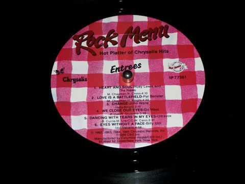 Rock Menu   Hot Platter Of Chrysalis Hits