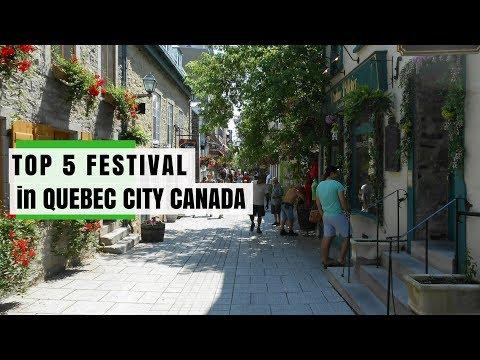 5 Quebec City Festival -  Canada Travel