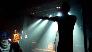 Raised Fist - Some Of These Times - Live @ Wien - 23.10.2009