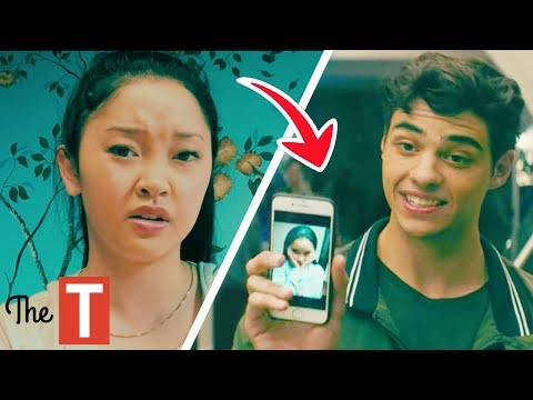does lana condor and noah centineo dating in real life