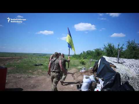 Georgians In Ukrainian Army Fight &39;Common Enemy&39;