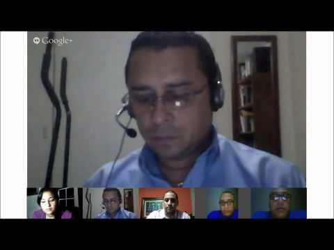 Universidad Panama Digital   Hangouts a Rudy Yanis