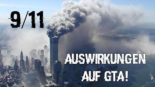 Wie Hat Sich GTA Durch Die Anschläge Von 9/11 Verändert? - GTA 3 Bis Heute!