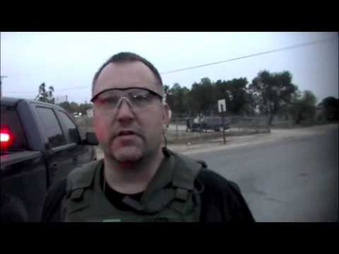 Federal Agents harasses Cameraman JC Playford @ huge bust