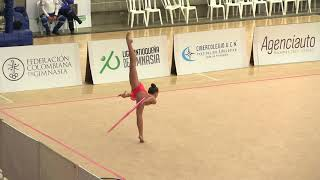 Elizabeth Kapitonova - Hoop Final - 2018 Pacific Rim Championships