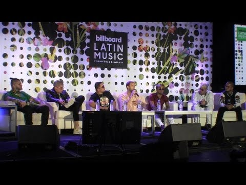 Billboard Latin Trap Panel con Farruko, Bad Bunny, Bryant Myers, Noriel, Messiah, Santana & Ganda!!!