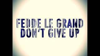 Fedde Le Grand - Don